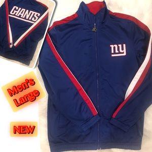 Giants Men's New York Challenger Jacket Large